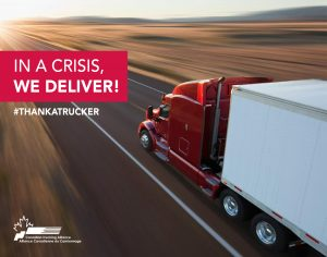 """Canadian Trucking Alliance launches """"#thankatrucker"""" social media campaign"""