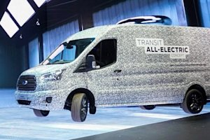 Ford Transit electric commercial vans coming to U.S. and Canada for 2022