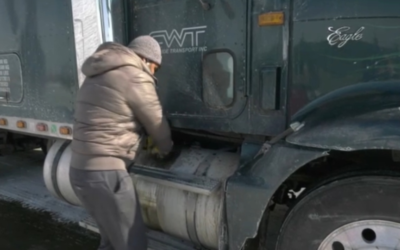 Alberta truck drivers exempt from 14 day self-quarantine requirements