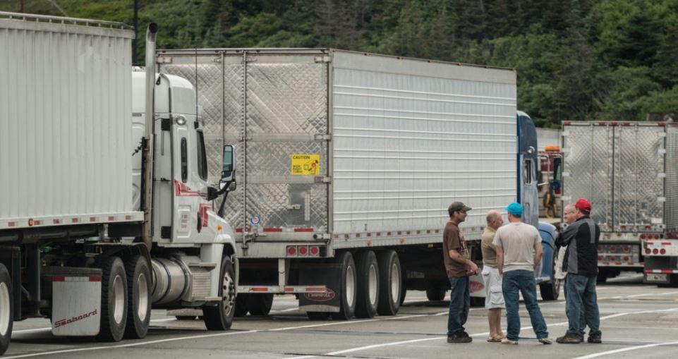 Trucking layoffs are already underway