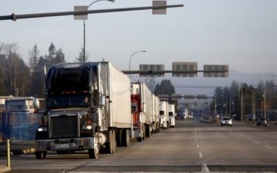 Truck drivers are being denied basic necessities as they deliver essentials in this pandemic