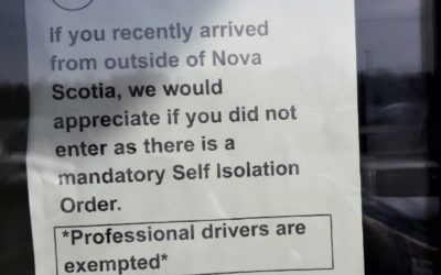 How life has changed for P.E.I. truck drivers in COVID-19 pandemic