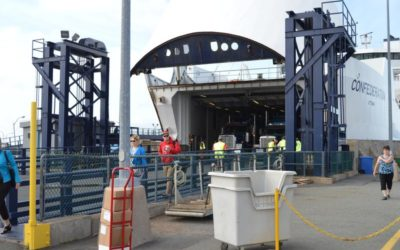 P.E.I.-Nova Scotia ferry service reopening for truckers May 15