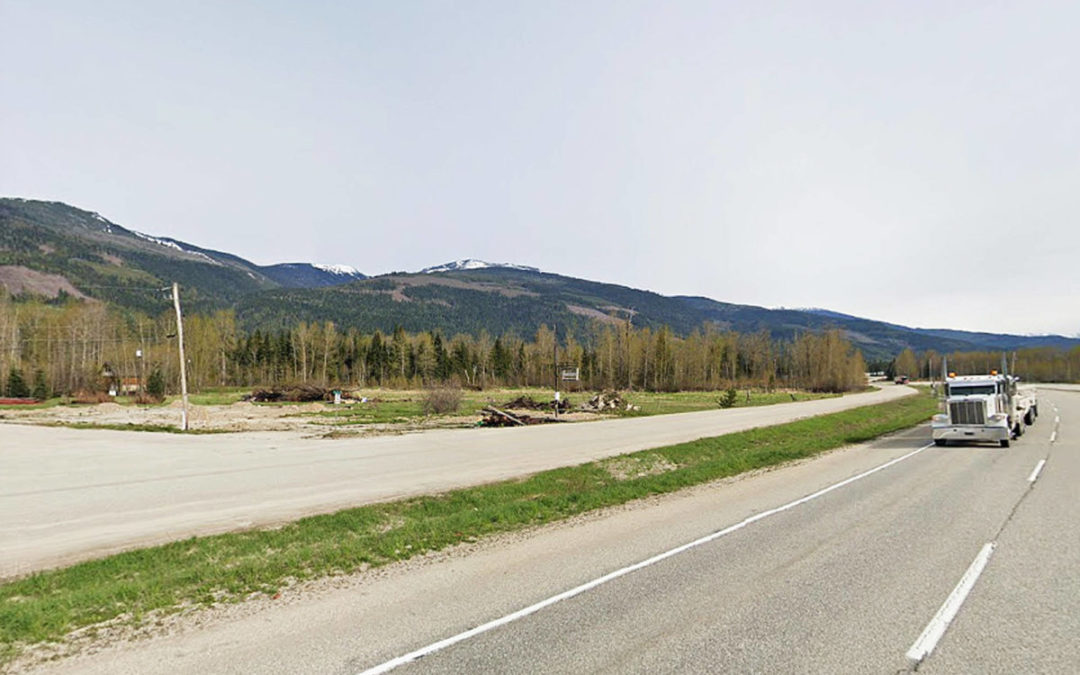 Walmart seeks approval for truck yard on agricultural land in Shuswap