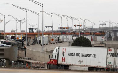 'I just don't trust them.' Some Canadian truckers refuse to enter US due to COVID-19