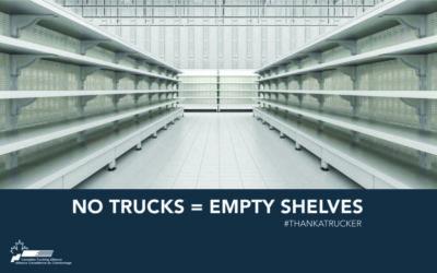 CTA social media tools to highlight trucking during Covid-19