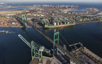 LA-LB gate fees to rise 4.2 percent Aug. 1