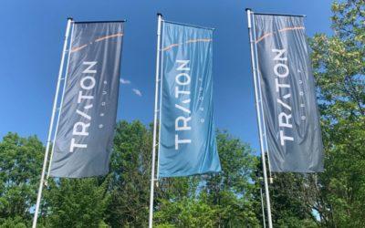 Traton shakes up management
