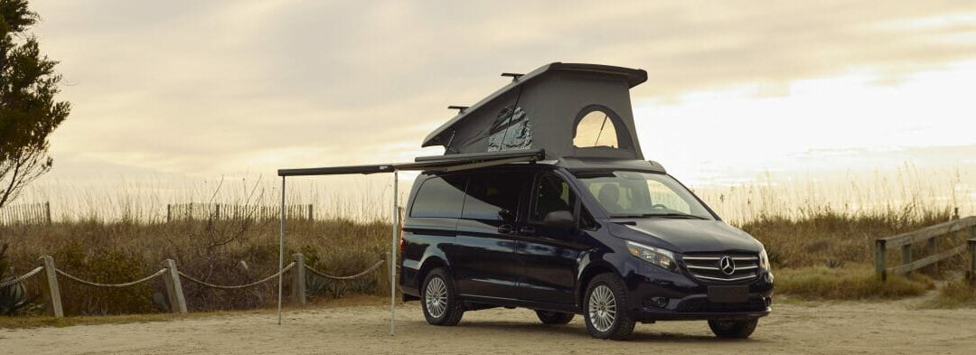 Mercedes-Benz Vito captures the U.S. Vanlife scene