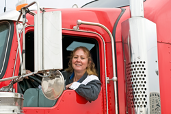 800,000 Women Leave Workforce; Trucking New Beacon of Hope