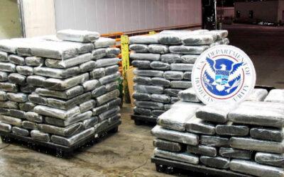 Rookie trucker held after CBP finds pot in Texas-bound pork shipment